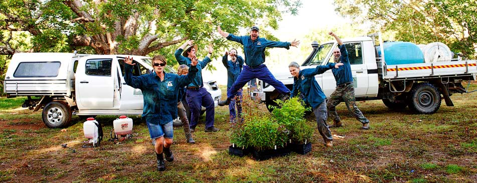 Noosa Landcare Staff Profile
